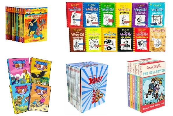 What are some best children books for kids to read