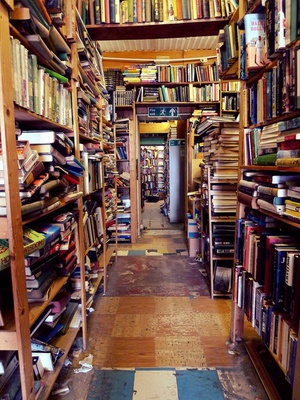Top 5 places to buy second hand books in Hyderabad