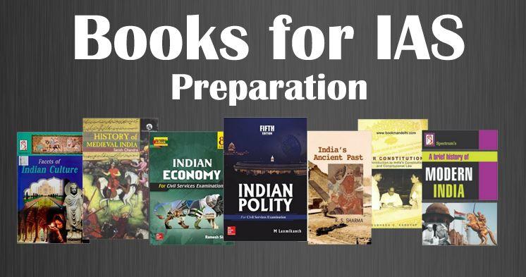 Best 50 books for UPSC / IAS / Civil services examination