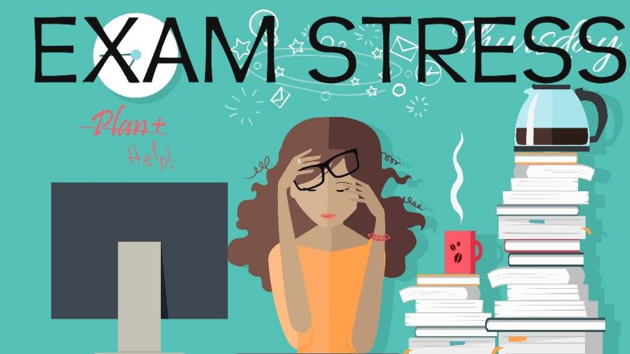 How to avoid exam fear, stress, anxiety and tension