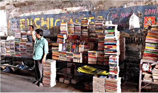 Best places to buy used books, second hand books in Ahmedabad Gujarat