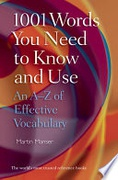 1001 Words You Need To Know And Use An A-Z Of Effective Vocabulary None detail