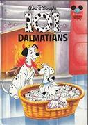 101 Dalmations Walt Disney detail