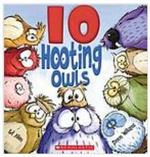 10 Hooting Owls Simon Williams detail