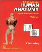 Human Anatomy Volume 1 Krishna Garg detail