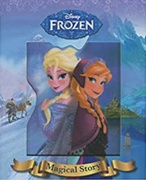 Frozen Disney Book detail