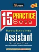 15 Practice Sets Rbi Assistant Recruitment Exam - Arihant