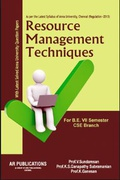 Resource Management Techniques Profvsundresanksganapathy Subramaniank Ganesan detail