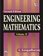 Engineering Mathematicsvolume Ii - Gangadharan