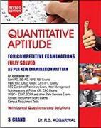 Quantitative Aptitude Rs Agarwal detail