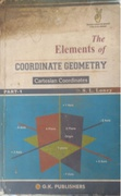 The Elements Of Coordinate Geometry Part I - Sl Loney