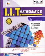 Iit Mathematics For Jee Main & Advanced Volume 2 Mlkhannajnsharmask Pundir detail