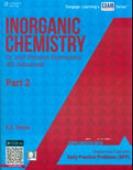 Inorganic Chemistry For Jee Advanced Part 2 Ks Verma detail