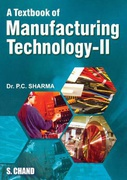 Manufacturing Technology-Ii Drpc Sharma detail