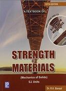 Strength Of Materials Drrk Bansal detail