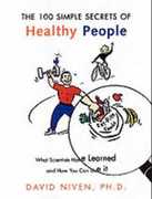 The 100 Simple Secrets Of Healthy People David Niven detail