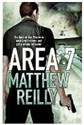 Area 7 Matthew Reilly detail