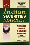 The Indian Securities Market Tadashi Endo detail