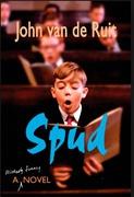Spud John Van De Ruit detail