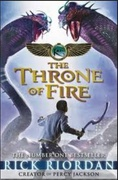 The Throne Of Fire Rick Riordan detail