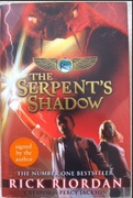 The Serpents Shadow Rick Riordan detail