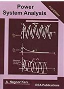 Power System Analysis A Nagoor Kani detail