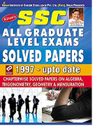 Ssc All Graduate Level Exams Solved Papers 1997-Upto Date Kirans detail