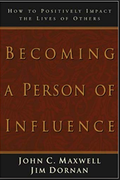 Becoming A Person Of Influence Maxwell Dornan detail