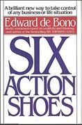 Six Action Shoes Edward De Bono detail
