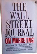 The Wale Street Journal On Marketing - Abrams