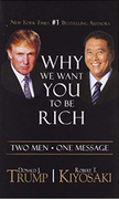 Why We Want You To Be Rich Donald J Trump & Robert T  Kiyosaki detail