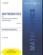 Mathematics  For Joint Entrance Examination Jeeaddvanced - Coordinate Geometry G Tewani detail