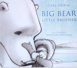 Big Bear Little Brother Carl Norac Oftedal detail