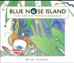 Blue Nose Island-Ploo And The Terrible Gnobbler Mick Inkpen detail