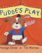 Pudges Play Hiawyn Oram And Tim Warnes detail
