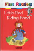 First Readers Little Red Riding Hood Marks And Spencer detail
