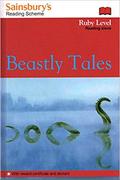 Sainsburys Reading Scheme Beastly Tales Malcolm Yorke detail