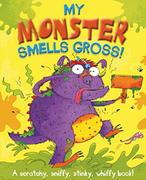 My Monster Smells Gross! Nicky Lander detail