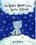 The Polar Bear And The Snow Cloud Jane Cabrera detail
