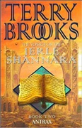 The Voyage Of The Jerle Shannara - Book Two Antrax - Terry Brooks