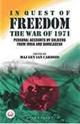 In Quest Of Freedom Maj Gen Lan Cardozo detail