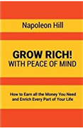 Grow Rich With Peace Of Mind Napoleon Hill detail