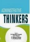 Administrative Thinkers D Ravindra Prasad detail