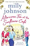 Afternoon Tea At The Sunflower Cafe Johnson Milly detail