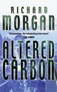 Altered Carbon Netflix Altered Carbon Book 1 Gollancz Sf S  Morgan Richard detail