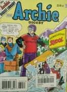 Archie Digest #232 The Archie detail