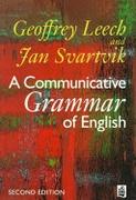 A Communicative Grammar Of English English Grammar Series None detail