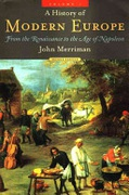 A History Of Modern Europe 2E V 1 None detail