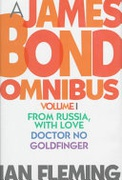 A James Bond Omnibus From Russia With Love Doctor No Goldfinger 1 Fleming Ian detail