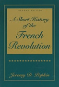 A Short History Of The French Revolution Popkin Jeremy D  detail